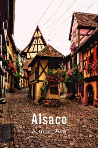 Alsace Autumn 2018