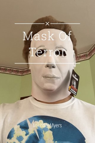 Mask Of Terror Michael Myers