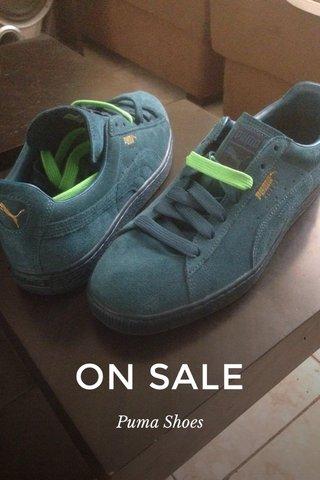 ON SALE Puma Shoes