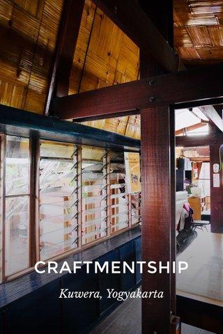 CRAFTMENTSHIP Kuwera, Yogyakarta