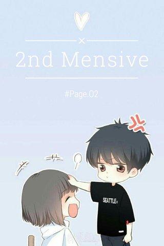 2nd Mensive #Page.O2
