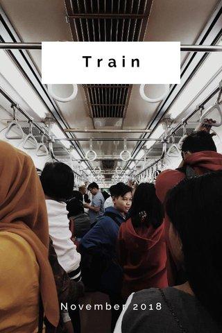 Train November 2018