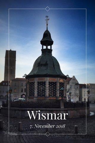 Wismar 7. November 2018