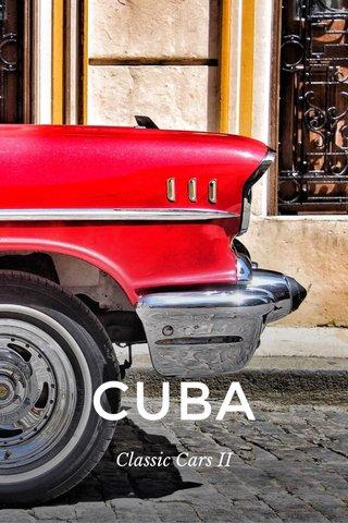 CUBA Classic Cars II