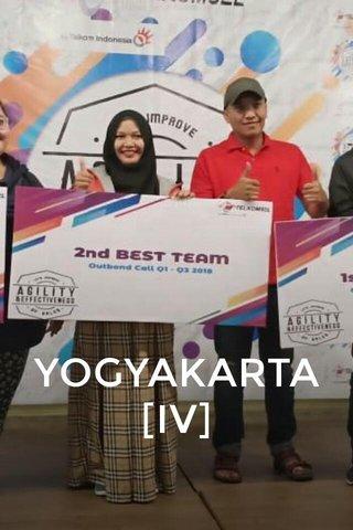 YOGYAKARTA [IV]