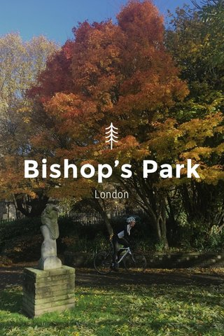Bishop's Park London