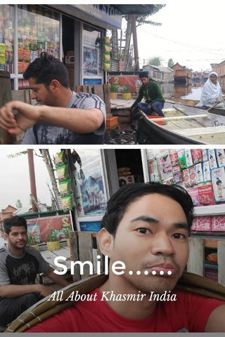 Smile...... All About Khasmir India
