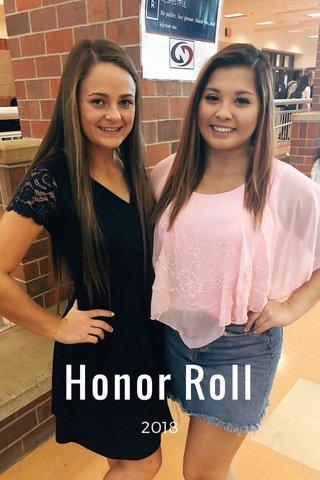 Honor Roll 2018