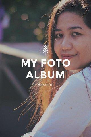 MY FOTO ALBUM Rasmini