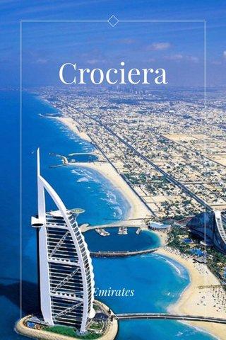 Crociera Emirates
