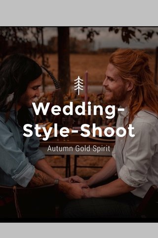 Wedding-Style-Shoot Autumn Gold Spirit