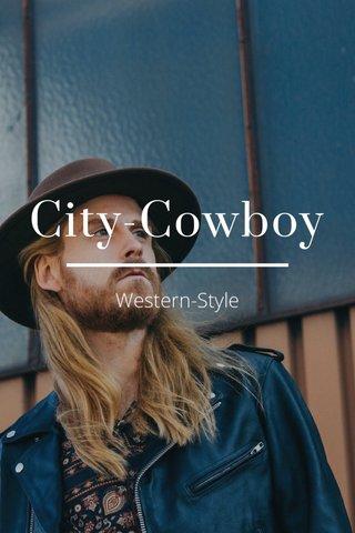 City-Cowboy Western-Style