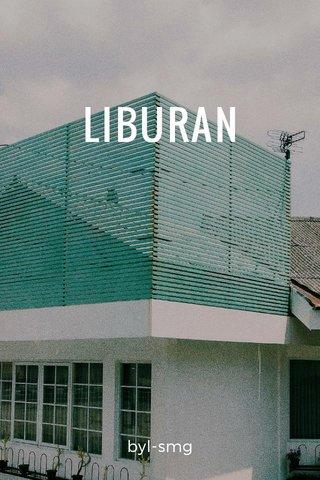 LIBURAN byl-smg