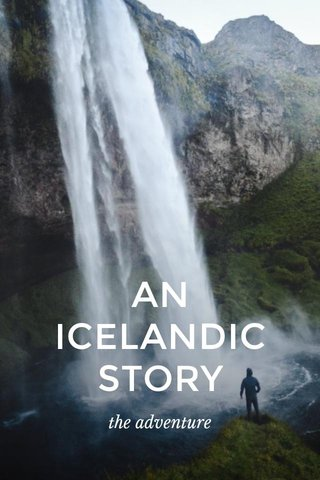 AN ICELANDIC STORY the adventure
