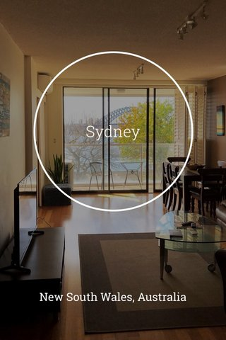 Sydney New South Wales, Australia