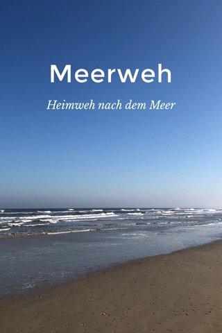 Meerweh Heimweh nach dem Meer