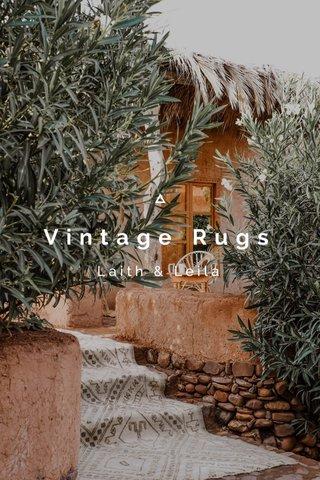 Vintage Rugs Laith & Leila