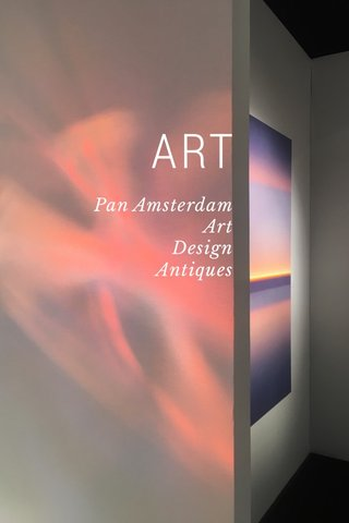 ART Pan Amsterdam Art Design Antiques