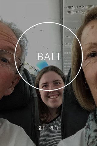BALI SEPT 2018