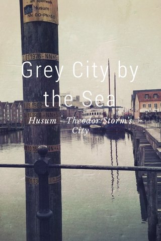 Grey City by the Sea Husum - Theodor Storm's City
