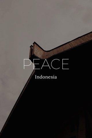 PEACE Indonesia