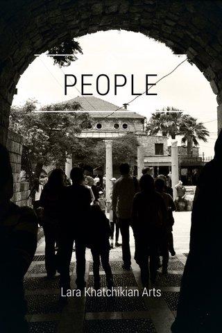 PEOPLE Lara Khatchikian Arts