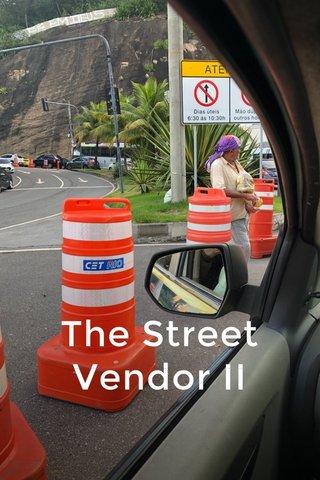 The Street Vendor II