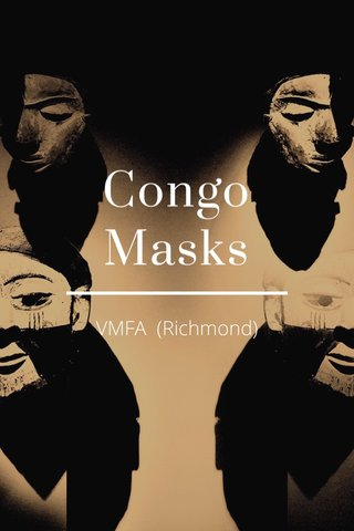 Congo Masks VMFA (Richmond)