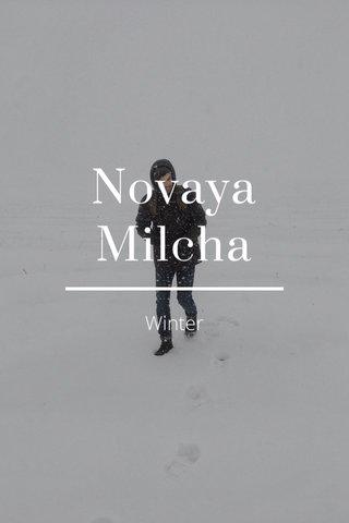 Novaya Milcha Winter