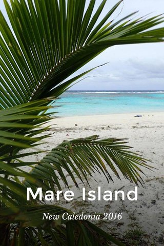 Mare Island New Caledonia 2016