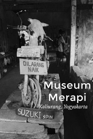 Museum Merapi Kaliurang, Yogyakarta