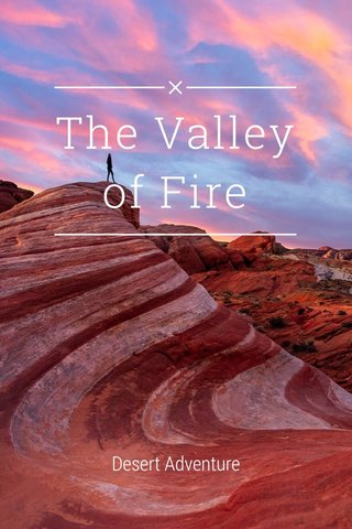 The Valley of Fire Desert Adventure