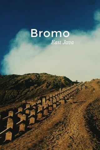Bromo East Java