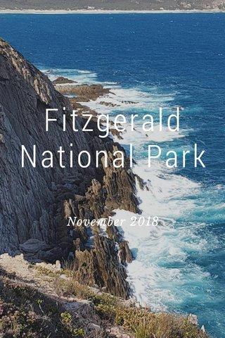 Fitzgerald National Park November 2018