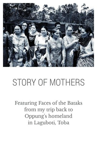 STORY OF MOTHERS