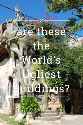 are these the World's Ugliest Buildings?