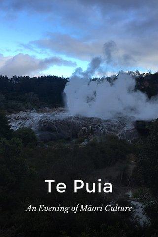 Te Puia An Evening of Māori Culture