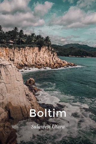 Boltim Sulawesi Utara