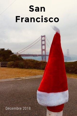 San Francisco Décembre 2018