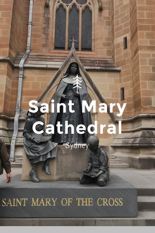 Saint Mary Cathedral Sydney
