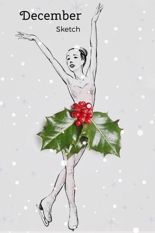 December Sketch