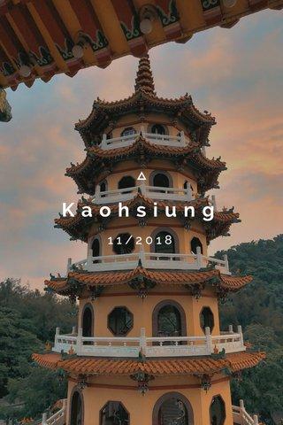 Kaohsiung 11/2018