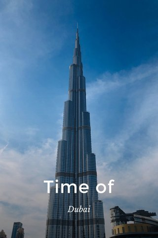 Time of Dubai