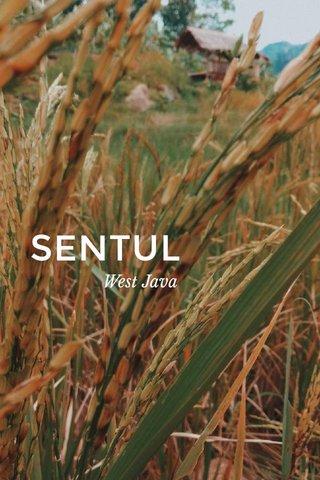 SENTUL West Java