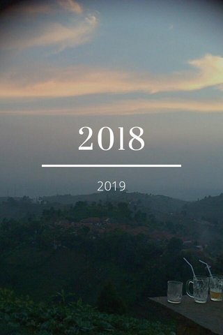 2018 2019