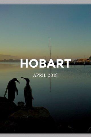 HOBART APRIL 2018