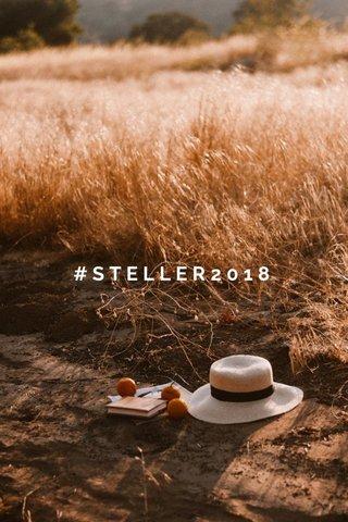 #STELLER2018
