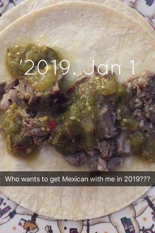 '2019. Jan 1