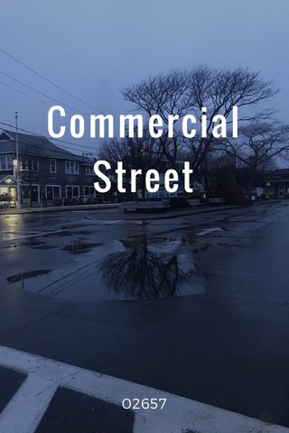 Commercial Street 02657