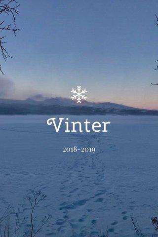 Vinter 2018-2019